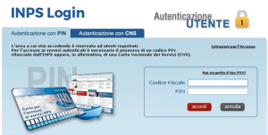 inps online accesso
